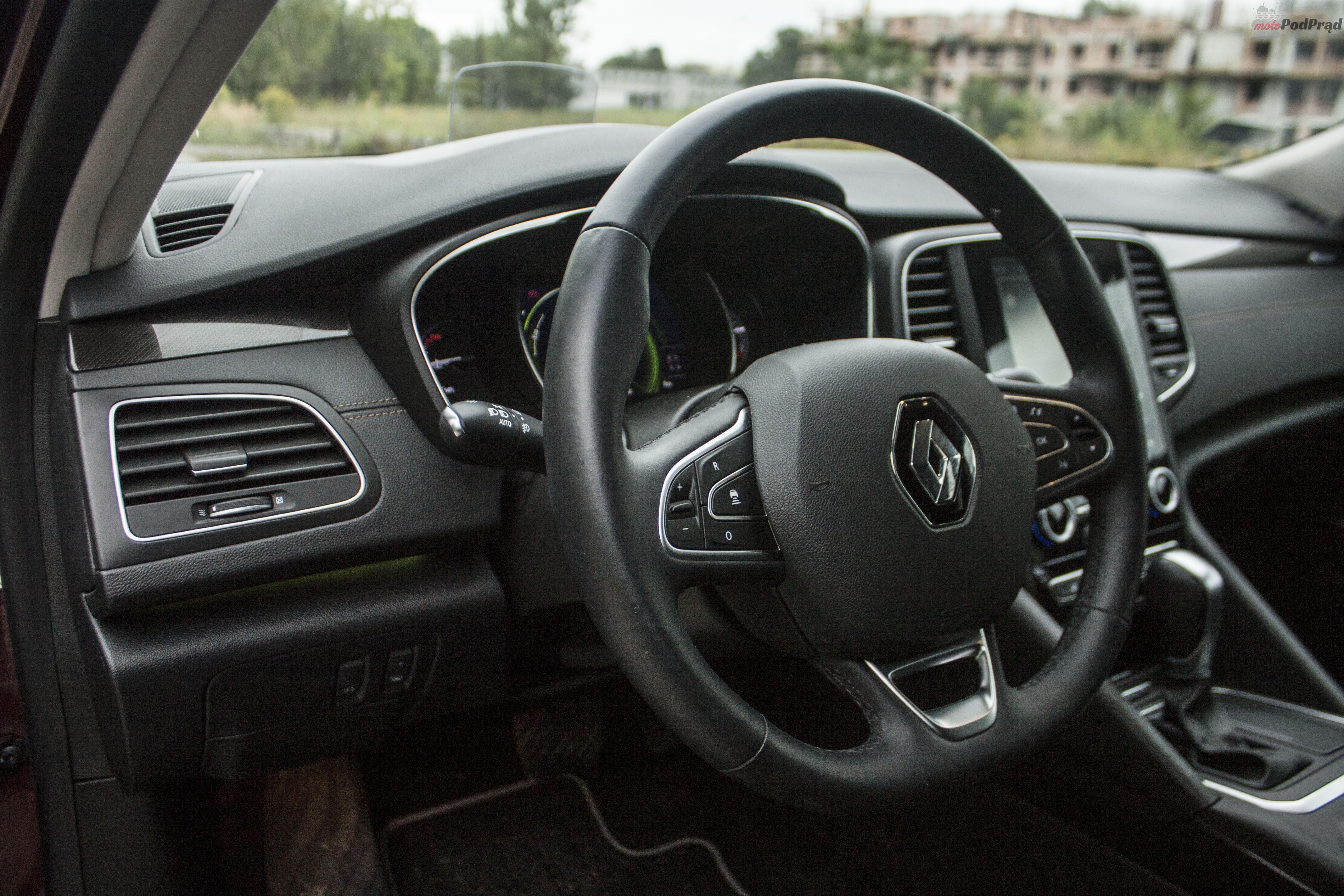 Renault Talisman 12 Test: Renault Talisman Grandtour 1.6 dCi 130 KM   kompan w podróży