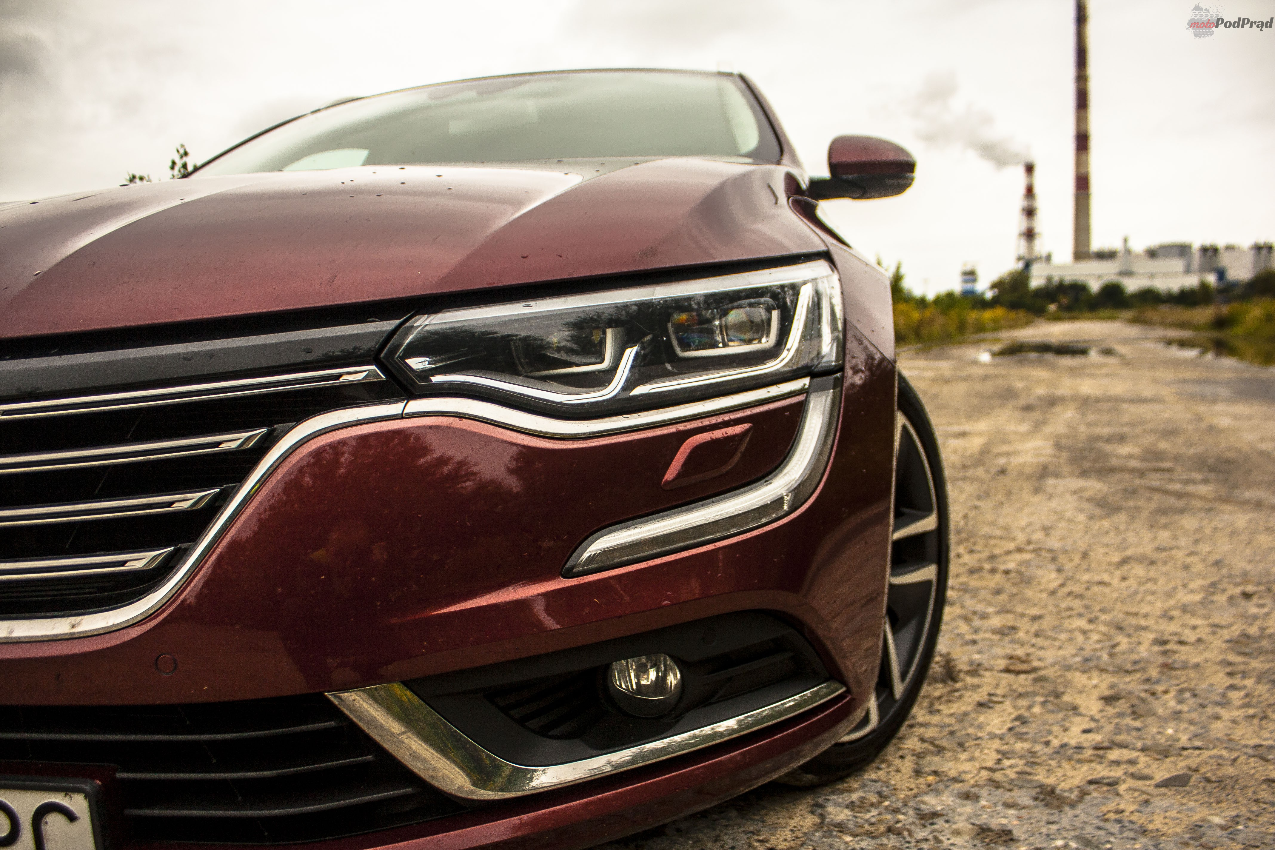Renault Talisman 3 Test: Renault Talisman Grandtour 1.6 dCi 130 KM   kompan w podróży