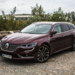 Renault Talisman 5 150x150 Test: Renault Talisman Grandtour 1.6 dCi 130 KM   kompan w podróży