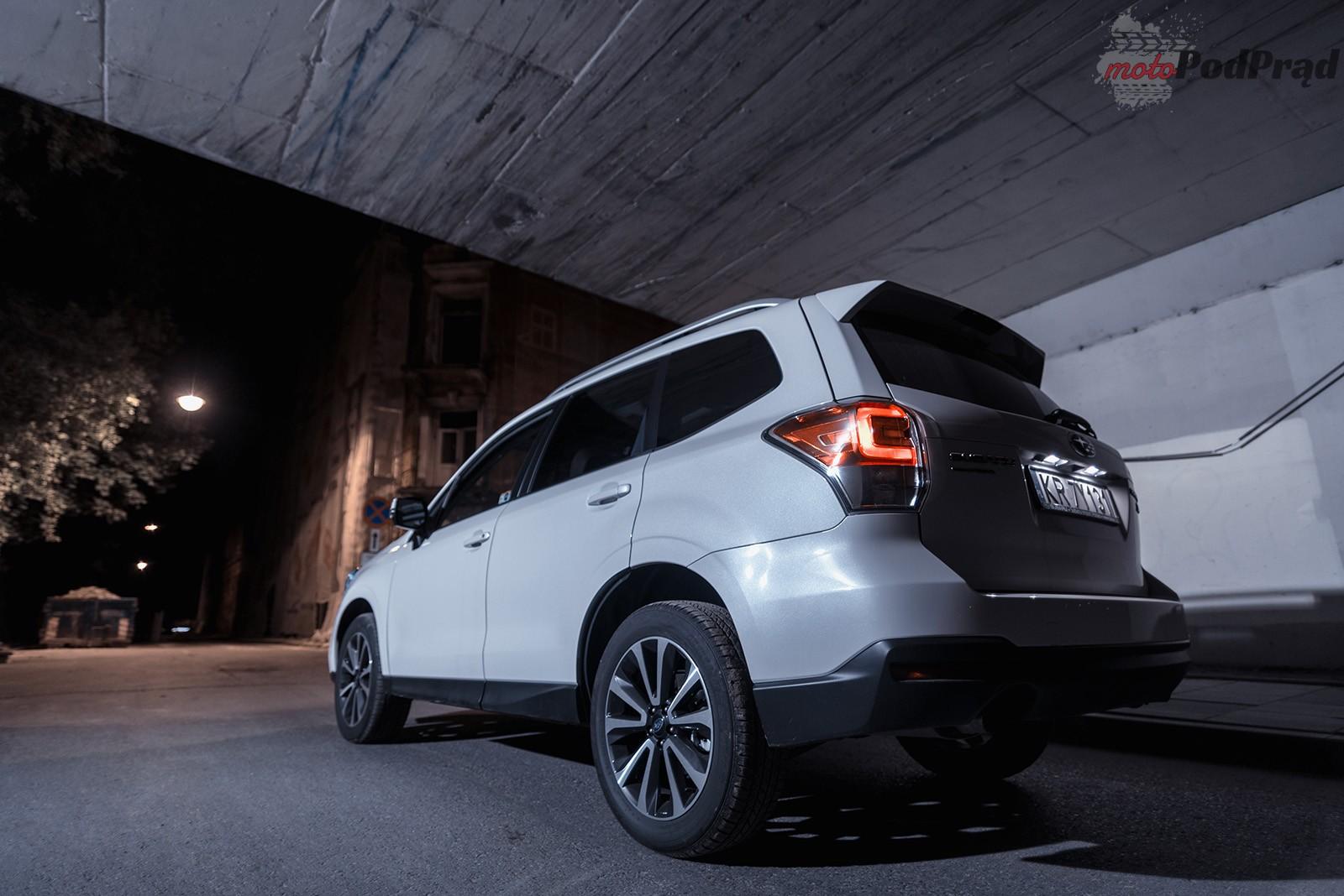 Subaru Forester Xt 2 Test: Subaru Forester XT   powrót boksera