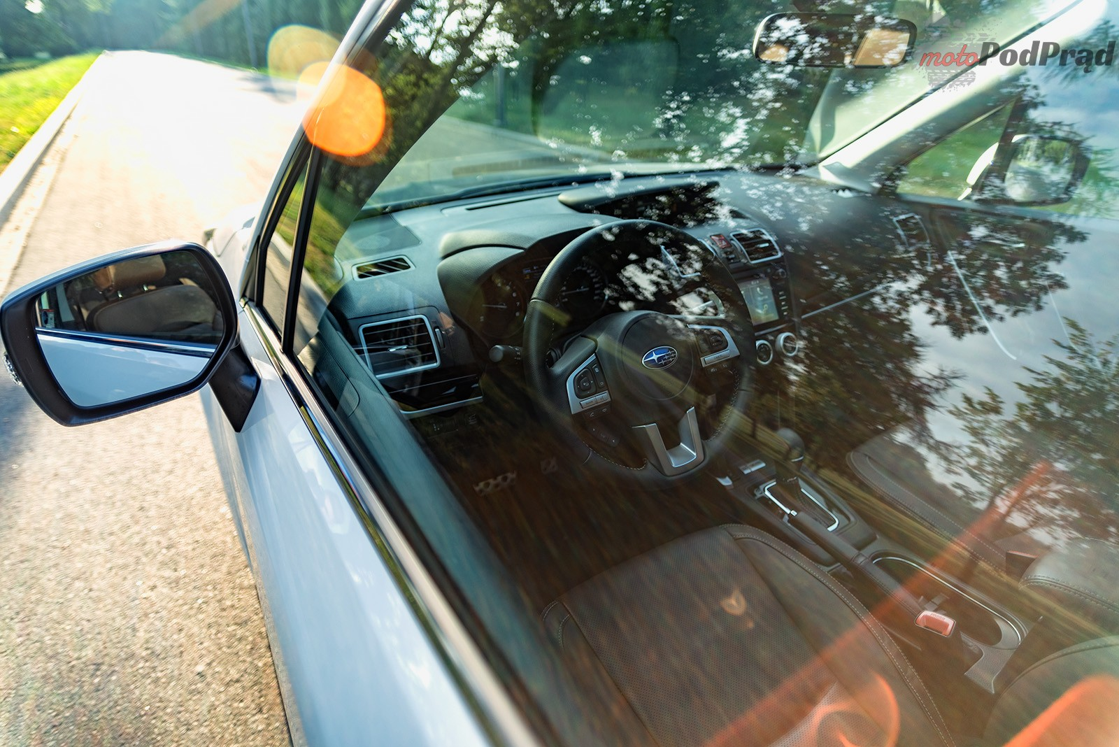 Subaru Forester Xt 24 Test: Subaru Forester XT   powrót boksera
