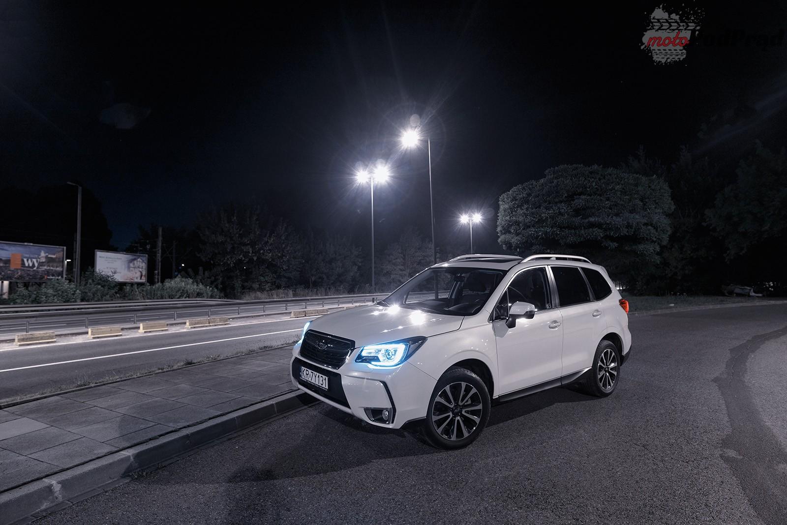 Subaru Forester Xt 3 Test: Subaru Forester XT   powrót boksera