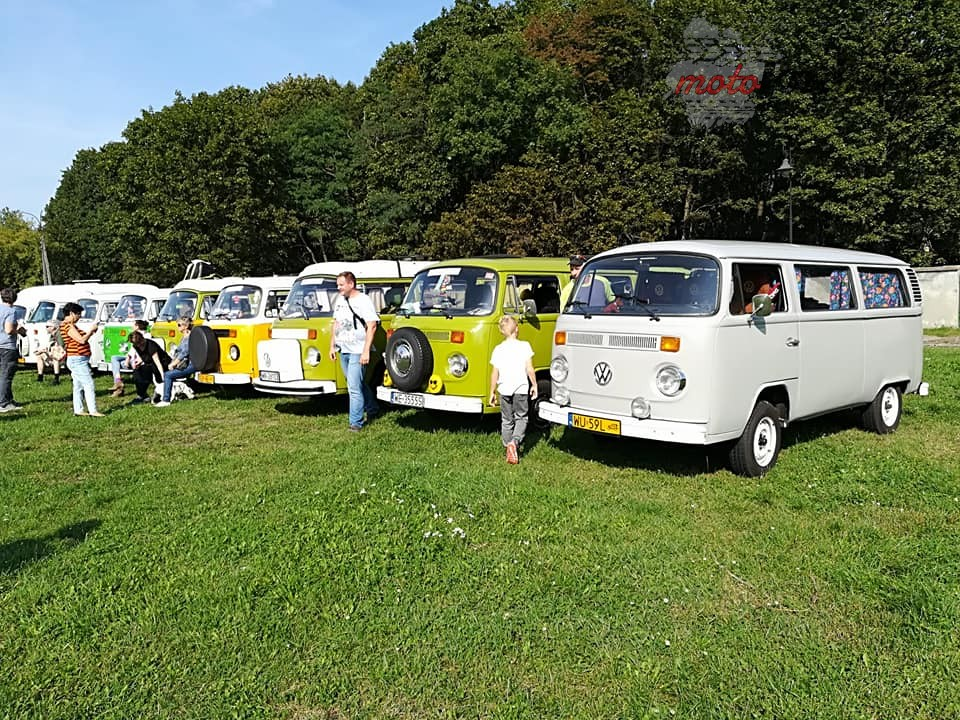 VW T2 5 Ogórkowe Spotkanie ku pamięci