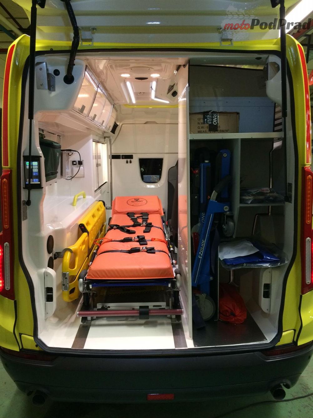 XC90 karetka 5 Nilsson XC90: Najlepszy ambulans na świecie?