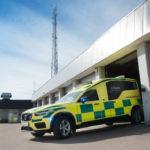 XC90 karetka 7 150x150 Nilsson XC90: Najlepszy ambulans na świecie?