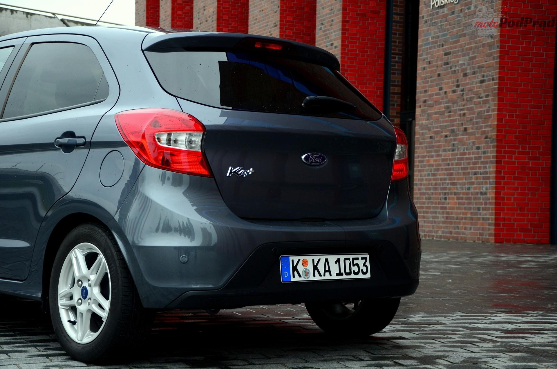 ford ka plus 5 min Test: Ford Ka+   miejski maluch
