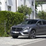 mercedes gla przód bok 150x150 Test: Mercedes GLA 220 4Matic   pierwsze wrażenie
