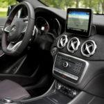 mercedes gla wnętrze 150x150 Test: Mercedes GLA 220 4Matic   pierwsze wrażenie