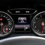 mercedes gla zegary 150x150 Test: Mercedes GLA 220 4Matic   pierwsze wrażenie