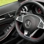 mercedes kierownica 150x150 Test: Mercedes GLA 220 4Matic   pierwsze wrażenie