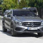 mercedes przód maska 150x150 Test: Mercedes GLA 220 4Matic   pierwsze wrażenie