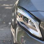 mercedes reflektor 150x150 Test: Mercedes GLA 220 4Matic   pierwsze wrażenie