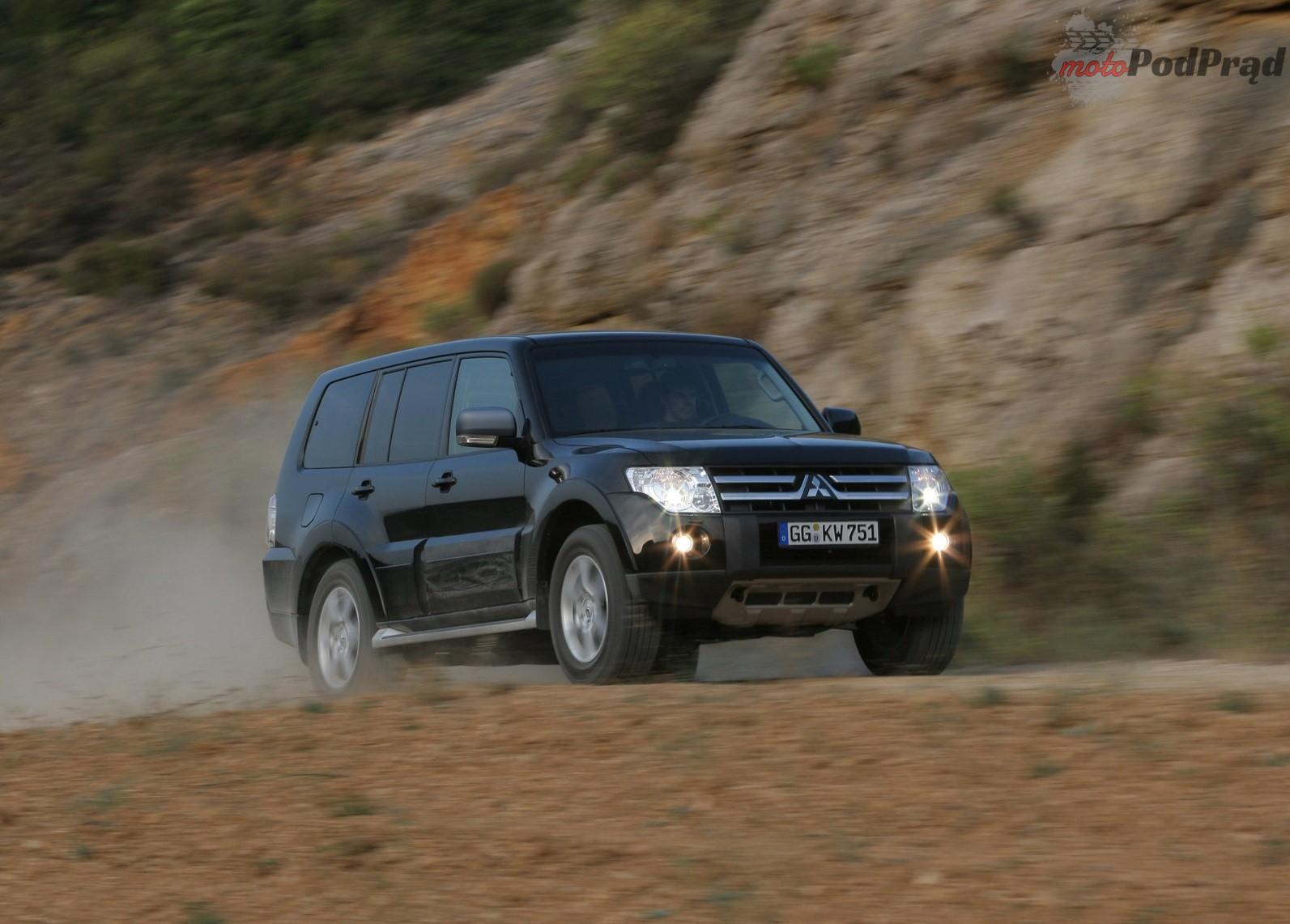 pajero Top 10: samochody z najdłuższym rynkowym stażem