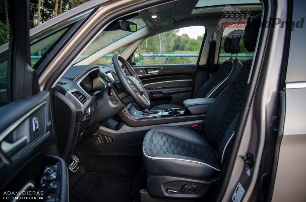 vignale 47 1024x678 Minitest: Ford S max 2.0 TDCi 180 KM AWD Vignale – luksusowy autobus