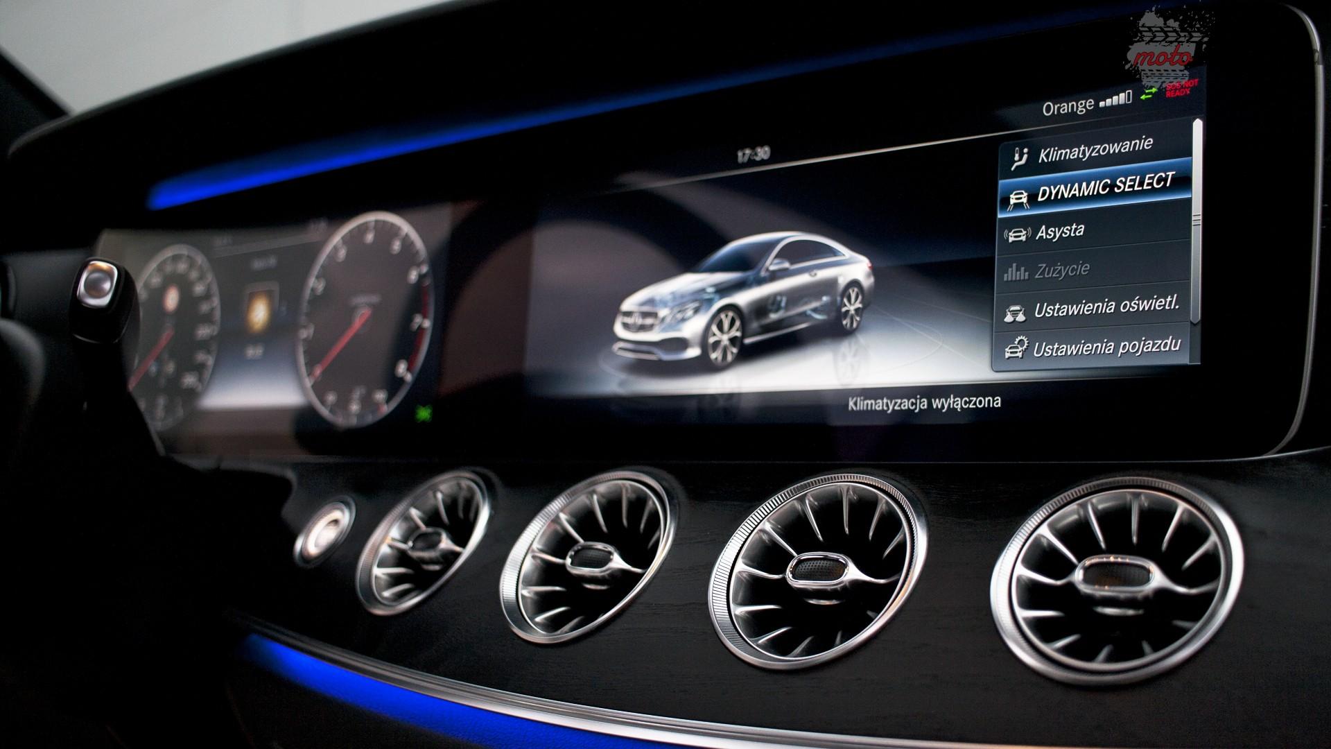 10 Test: Mercedes E 400 Coupe 4Matic – Poświęcenie