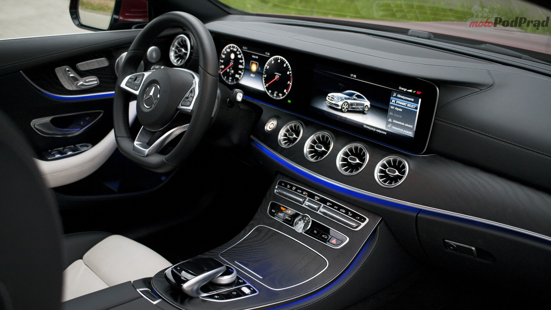 17 Test: Mercedes E 400 Coupe 4Matic – Poświęcenie