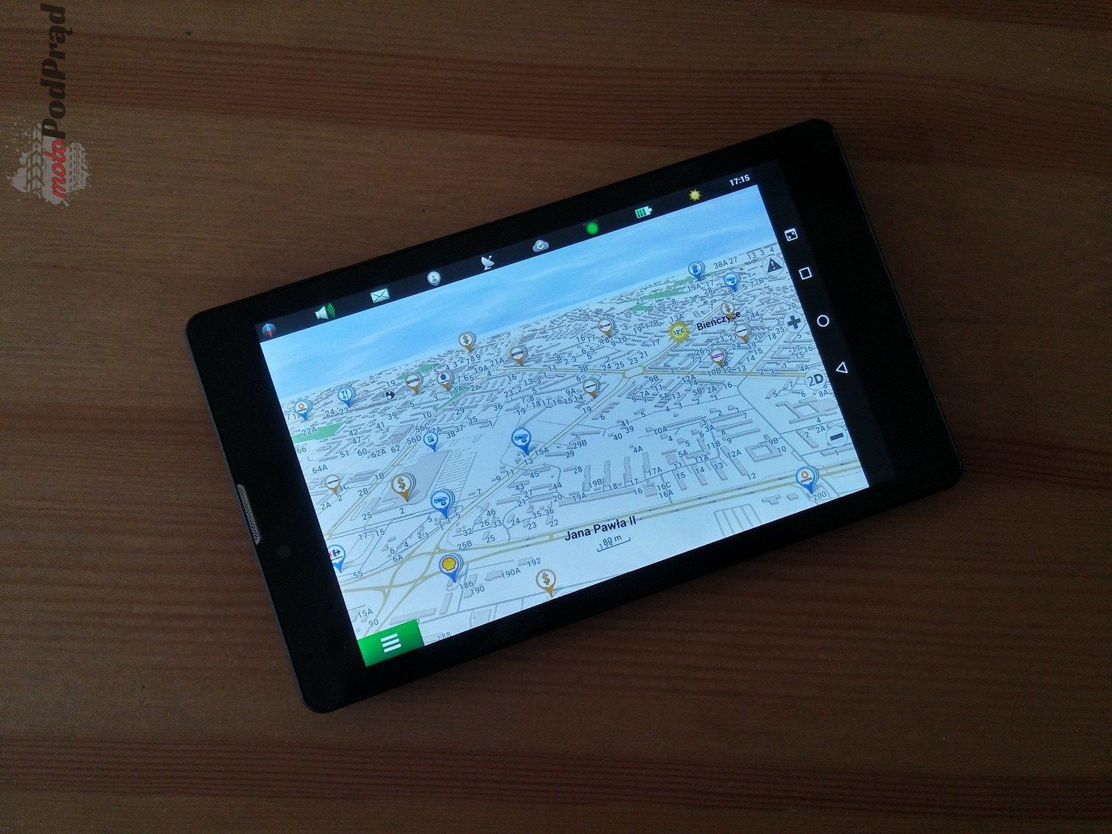 20171004 171552 HDR e1507721218376 Tablet jako nawigacja? Navitel T500 3G