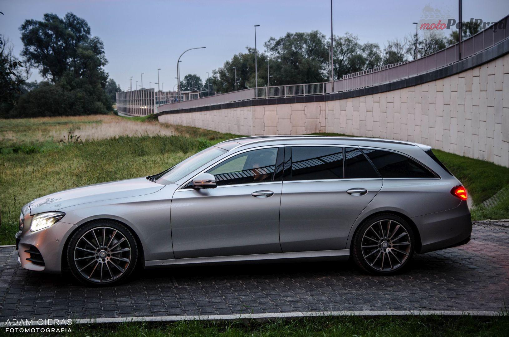 E klasa 23 Test: Mercedes E 220d Kombi   zamiast SUV a?