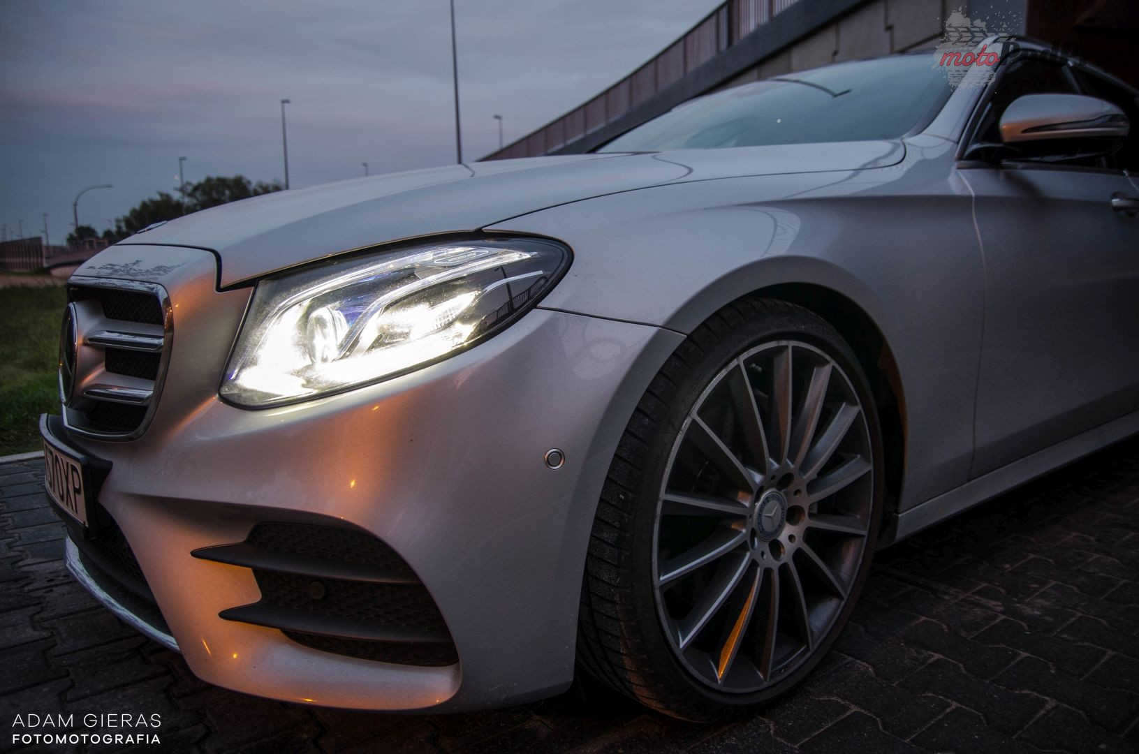 E klasa 26 Test: Mercedes E 220d Kombi   zamiast SUV a?