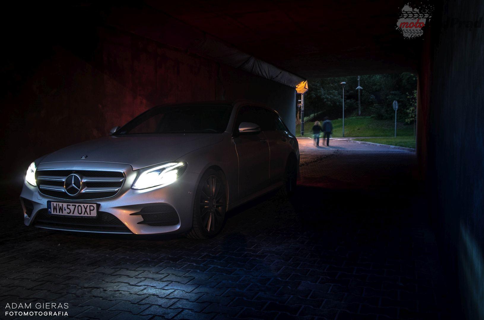 E klasa 27 Test: Mercedes E 220d Kombi   zamiast SUV a?