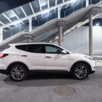 Hyundai Santa Fe 1 150x150 Test: Hyundai Santa Fe 2.2 CRDi 200 KM   wczasy na kołach