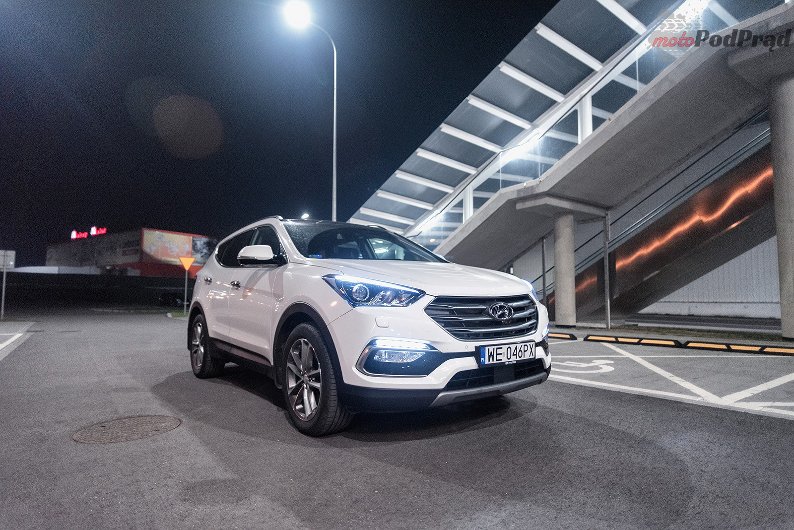 Hyundai Santa Fe 2 Test: Hyundai Santa Fe 2.2 CRDi 200 KM   wczasy na kołach