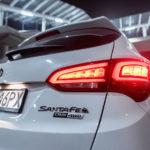 Hyundai Santa Fe 4 150x150 Test: Hyundai Santa Fe 2.2 CRDi 200 KM   wczasy na kołach