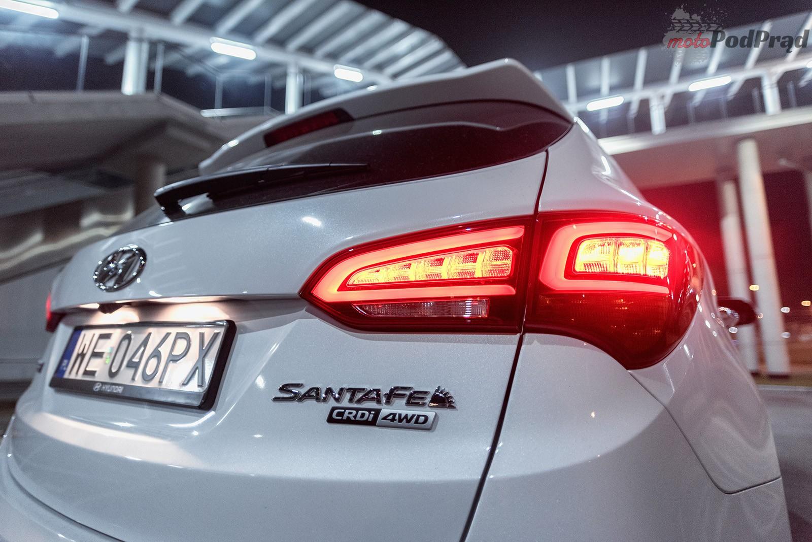 Hyundai Santa Fe 4 Test: Hyundai Santa Fe 2.2 CRDi 200 KM   wczasy na kołach