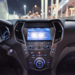 Hyundai Santa Fe 6 150x150 Test: Hyundai Santa Fe 2.2 CRDi 200 KM   wczasy na kołach