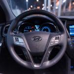 Hyundai Santa Fe 9 150x150 Test: Hyundai Santa Fe 2.2 CRDi 200 KM   wczasy na kołach