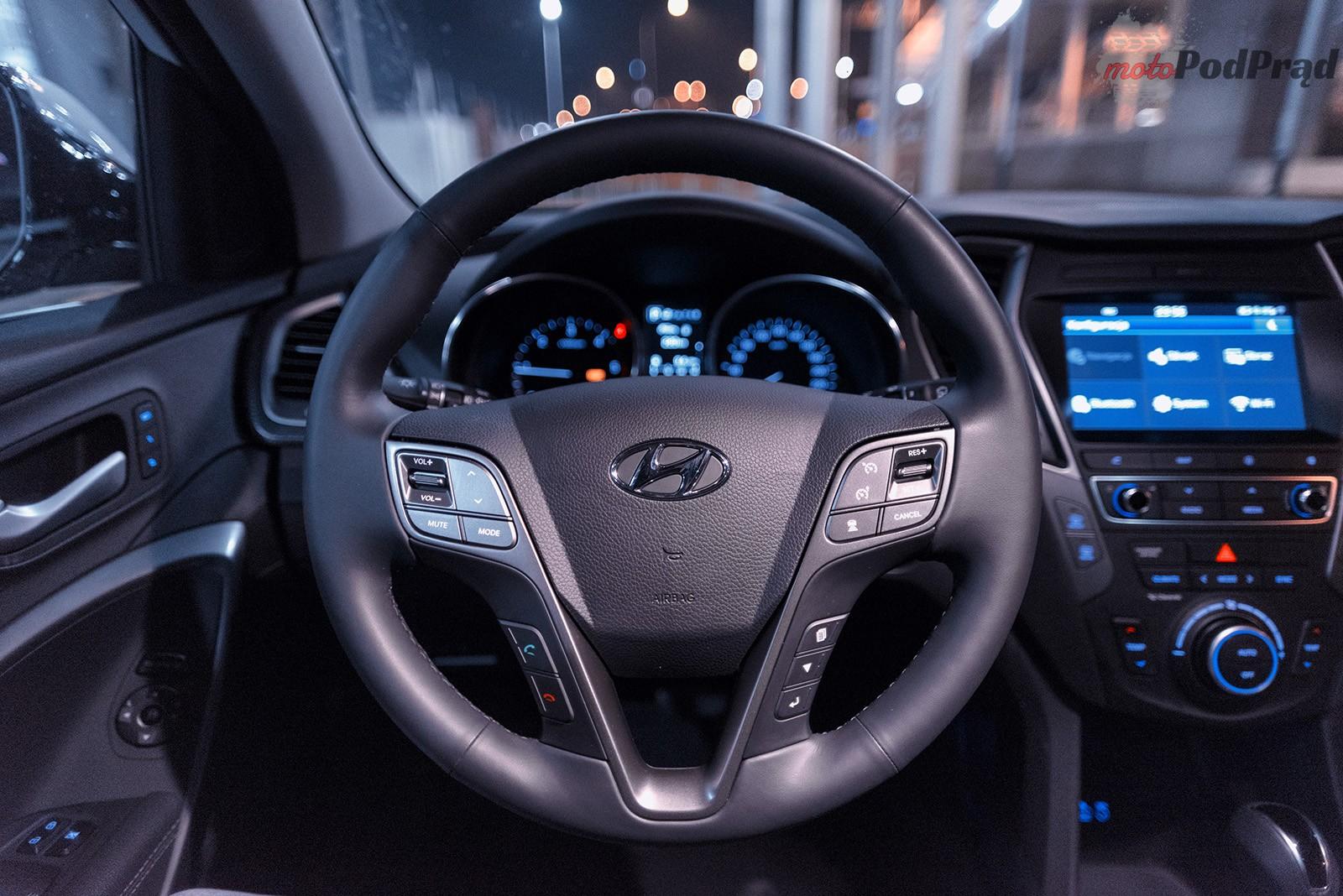 Hyundai Santa Fe 9 Test: Hyundai Santa Fe 2.2 CRDi 200 KM   wczasy na kołach