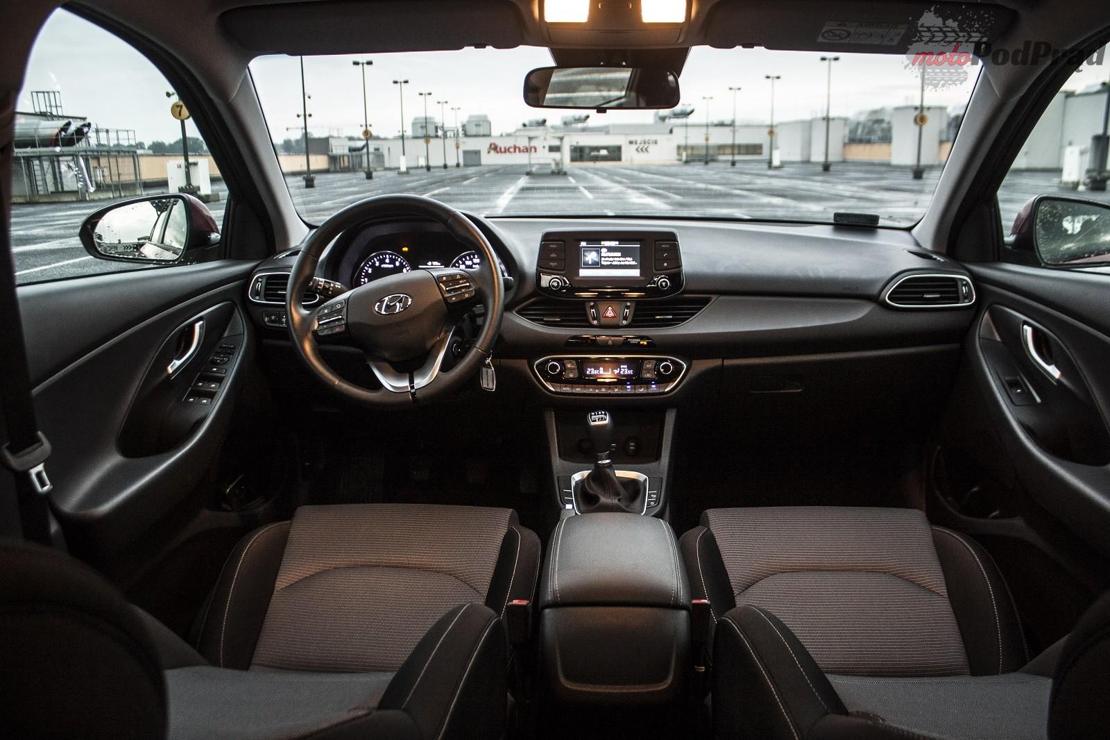 Hyundai i30 10 Test: Hyundai i30 1.0 T GDI   hultaj z wielkimi aspiracjami