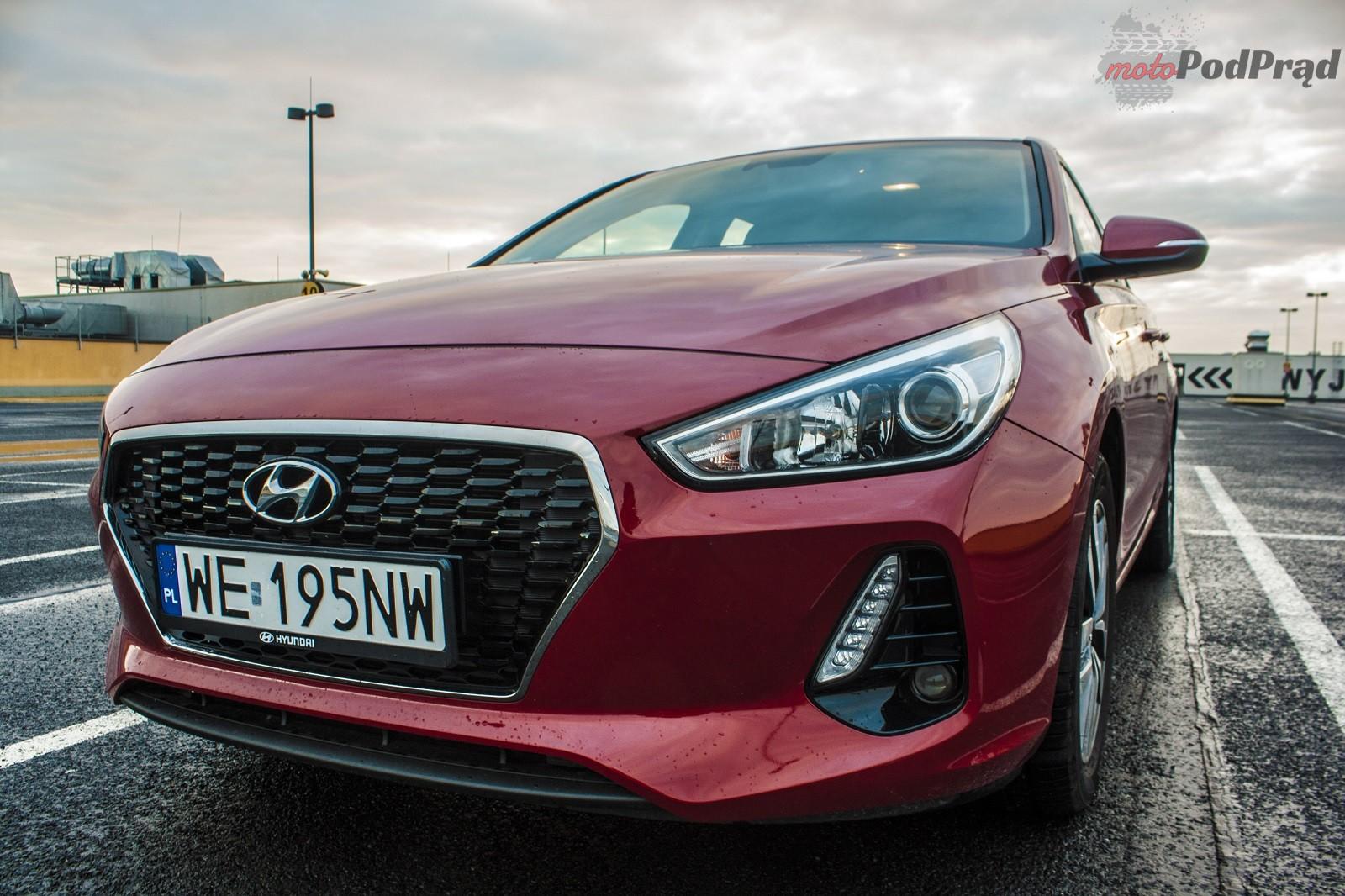 Hyundai i30 15 Test: Hyundai i30 1.0 T GDI   hultaj z wielkimi aspiracjami