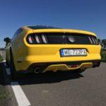 Mustang5 10 150x150 Minitest: Ford Mustang GT 5.0 V8   wio koniku