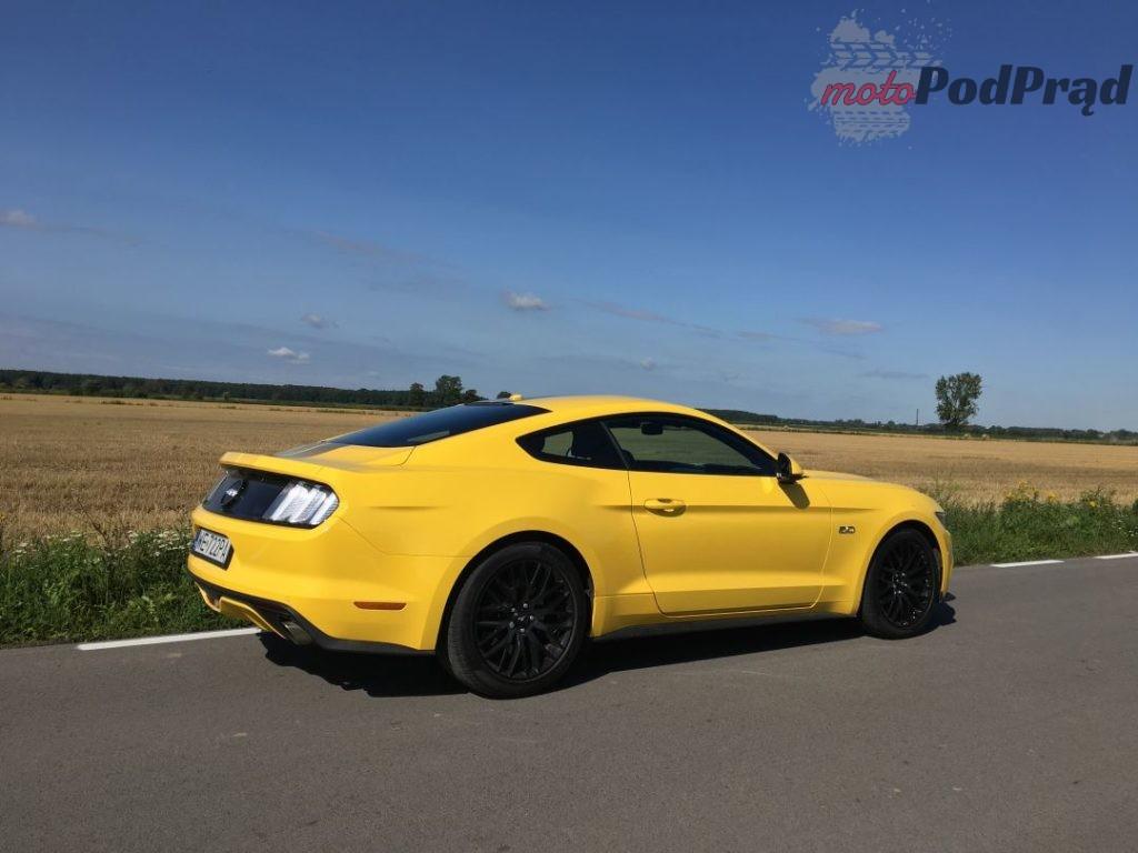Mustang5 7 1024x768 Minitest: Ford Mustang GT 5.0 V8   wio koniku