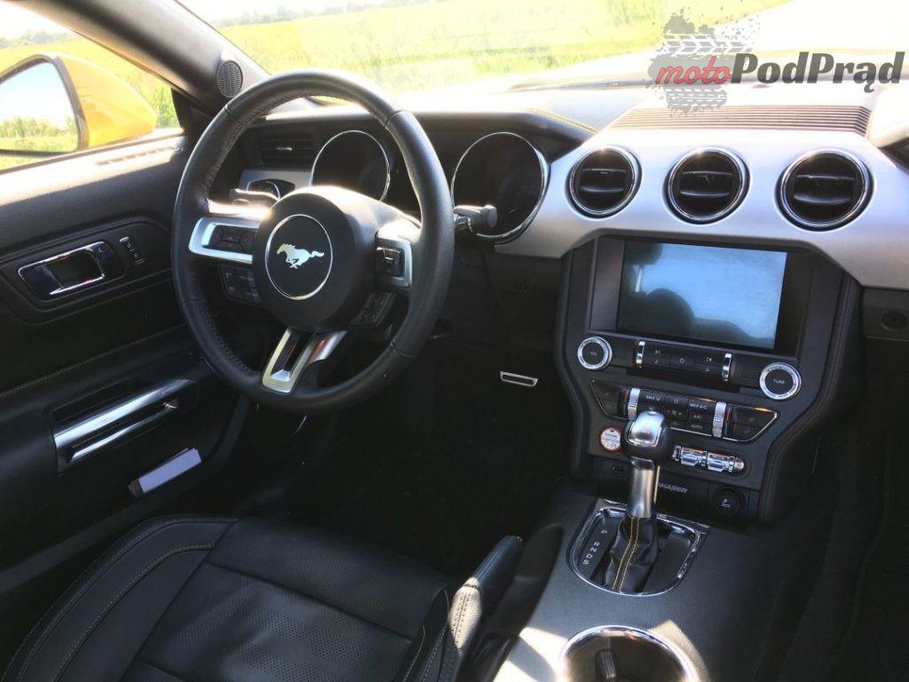 MustangV8 15 1024x768 Minitest: Ford Mustang GT 5.0 V8   wio koniku