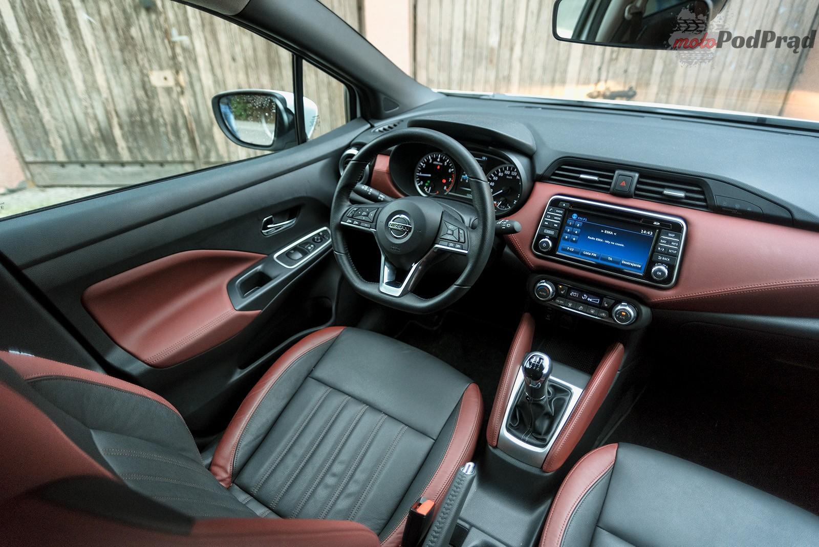Nissan Micra 18 Test: Nissan Micra 0.9 90 KM   mały owad