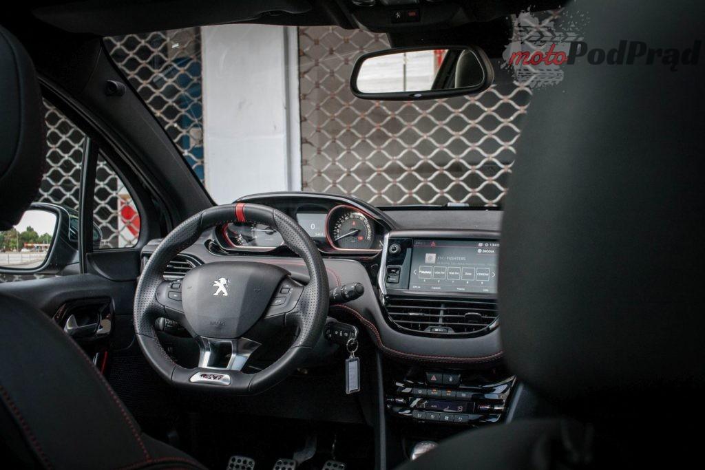Peugeot 6 1024x683 Test: Peugeot 208 GTi   miejski szatan