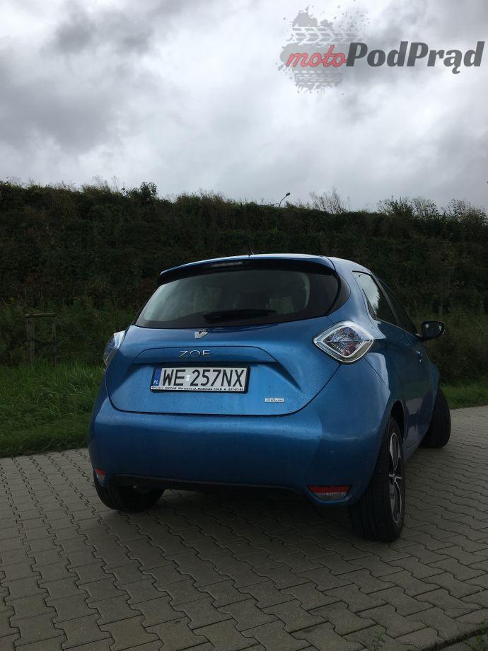 Renault ZOE 7 Minitest: Renault ZOE   wcale nie fanaberia