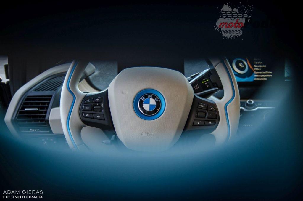 bmw i3 22 1024x678 Test: BMW i3   Krótki lot w kosmos