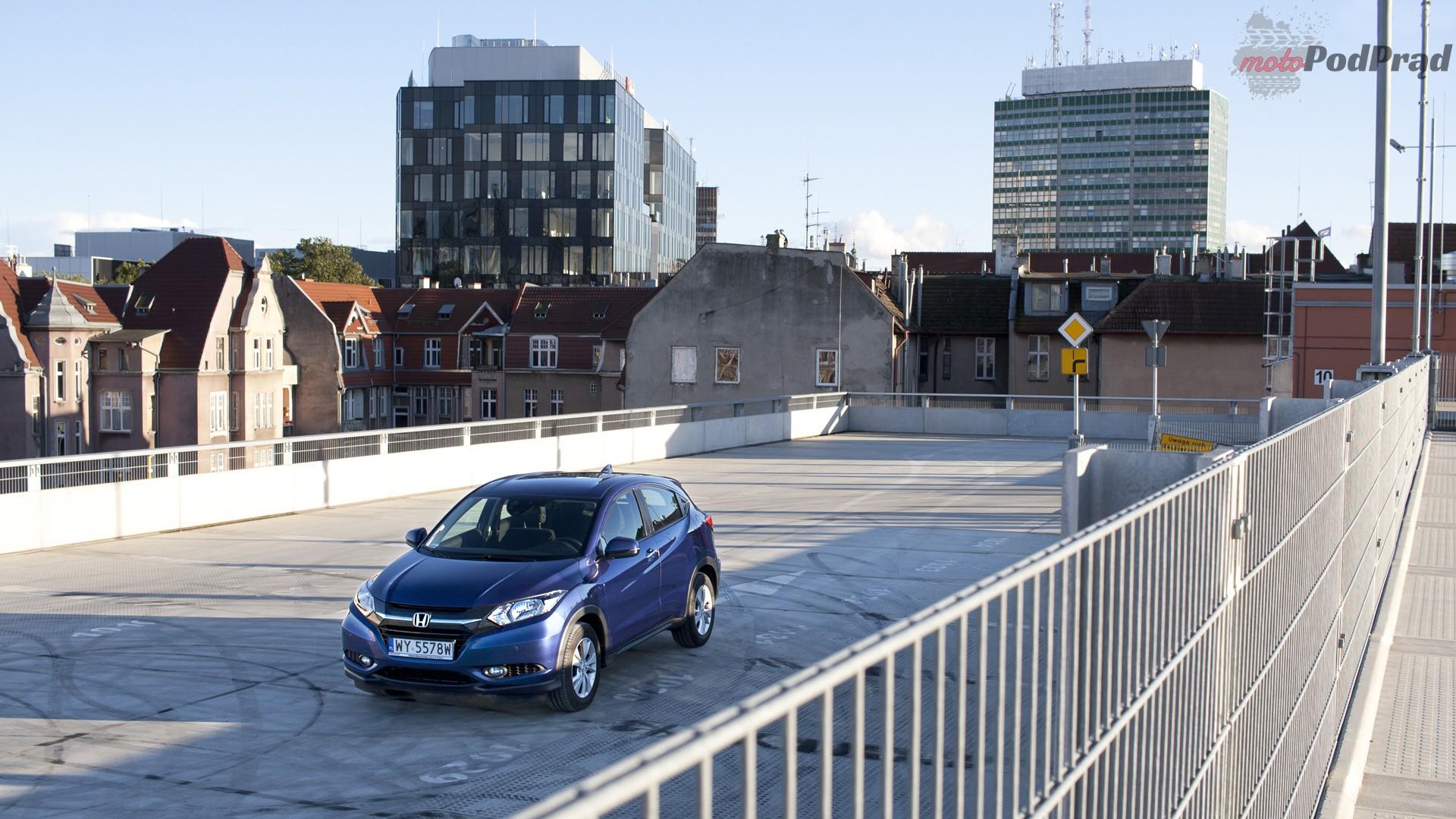 honda hrv taras gdansk Test: Honda HR V 1.6 i dtec i czterech wspaniałych...