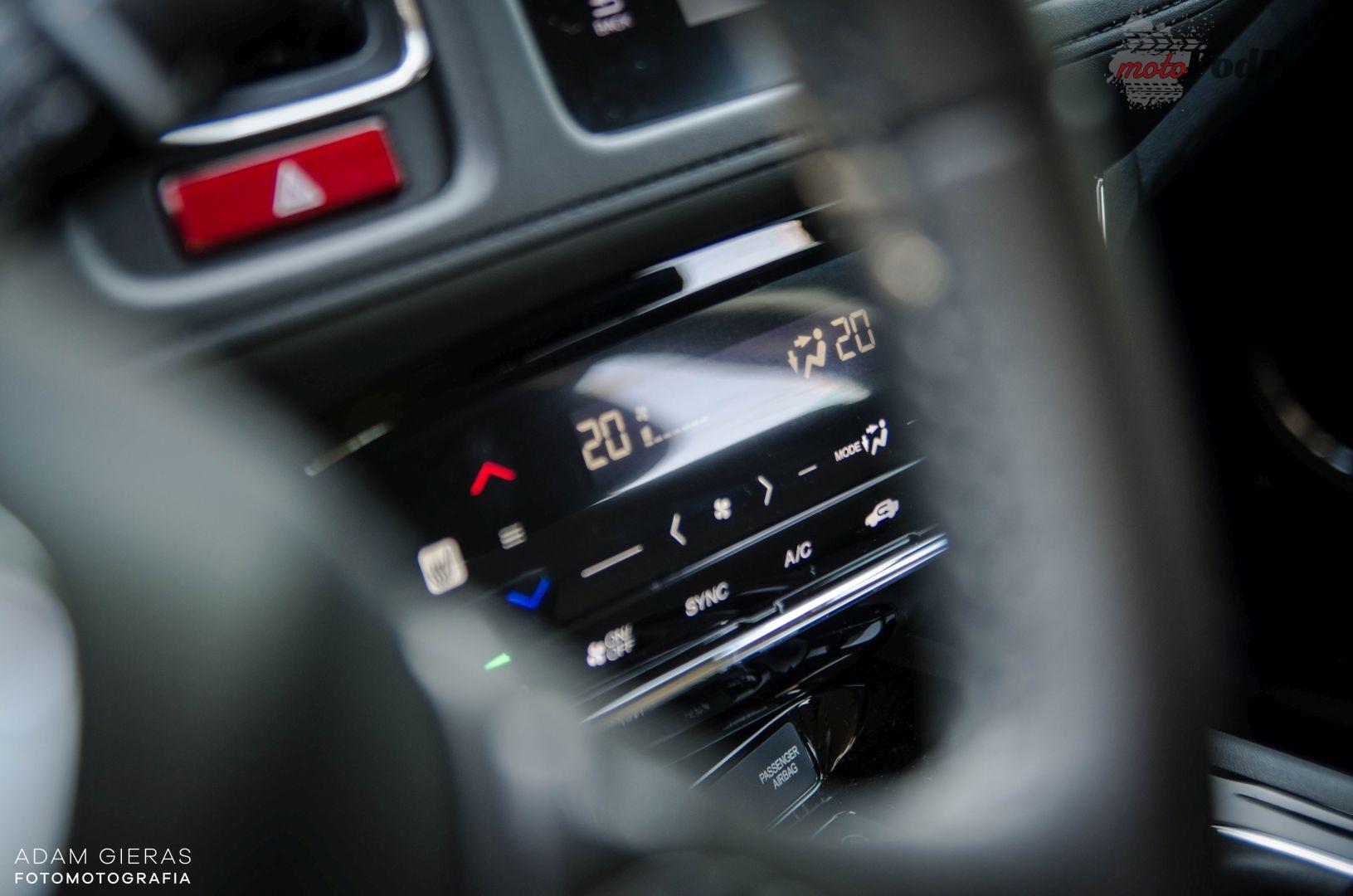 hrv diesel 13 Test: Honda HR V 1.6 i dtec i czterech wspaniałych...