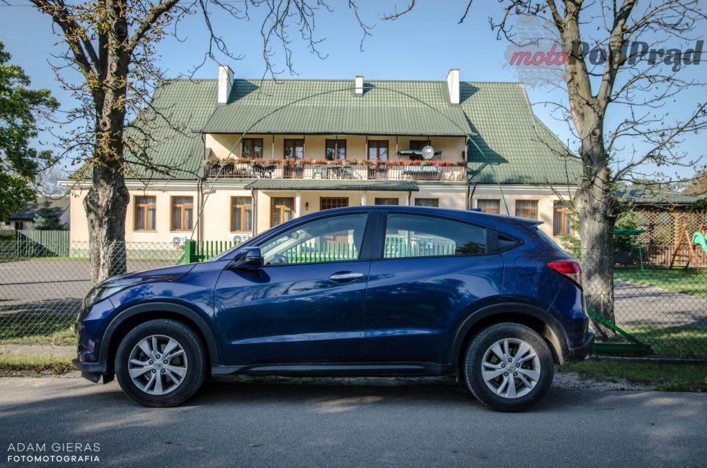 hrv diesel 21 1024x678 Test: Honda HR V 1.6 i dtec i czterech wspaniałych...
