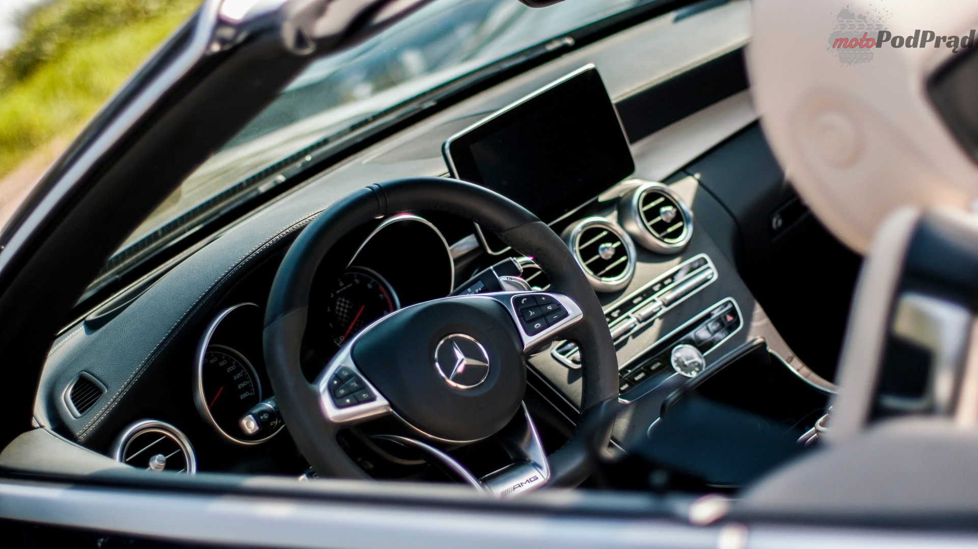 mercedes amg c43 cabrio 12 Minitest: Mercedes AMG C 43 Cabrio   Ostatnie promienie słońca