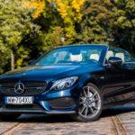 mercedes amg c43 cabrio 5 150x150 Minitest: Mercedes AMG C 43 Cabrio   Ostatnie promienie słońca
