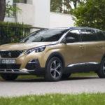 peugeot 5008 bok 150x150 Test: Peugeot 5008 Allure 1.6 THP   indywidualista na przekór...