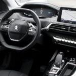 peugeot 5008 kokpit wnętrze 150x150 Test: Peugeot 5008 Allure 1.6 THP   indywidualista na przekór...