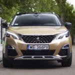 peugeot 5008 maska 150x150 Test: Peugeot 5008 Allure 1.6 THP   indywidualista na przekór...
