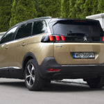 peugeot 5008 tył  150x150 Test: Peugeot 5008 Allure 1.6 THP   indywidualista na przekór...