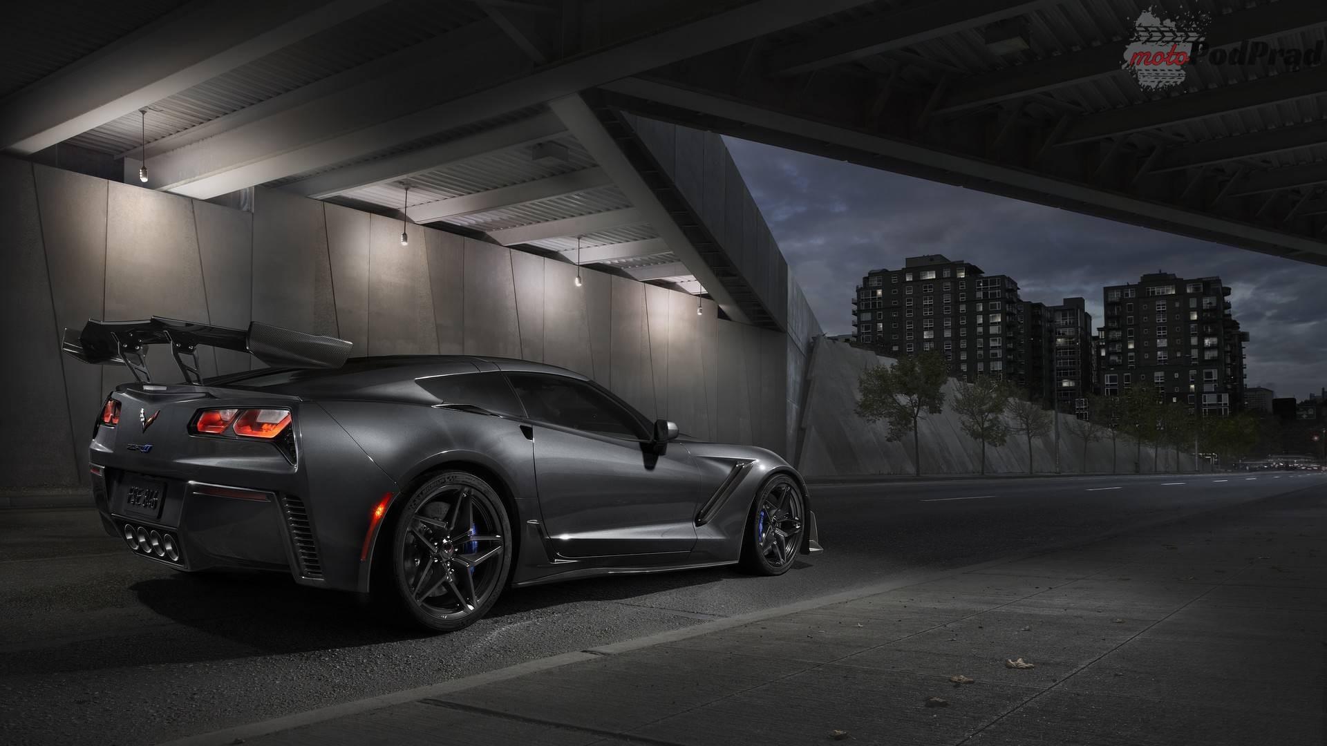 2019 chevy corvette zr1 1 Corvette + kompresor = ZR1